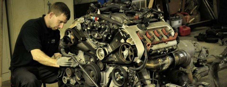 Industrijski remont motora